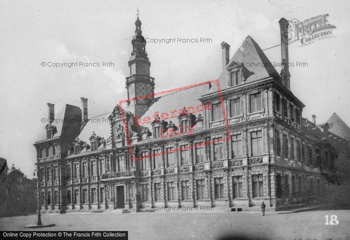 Photo of Reims, City Hall c.1935