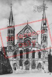Saint Remi Basilica c.1935, Reims