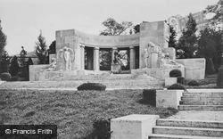 War Memorial c.1935, Reims