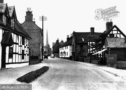 High Street c.1950, Repton