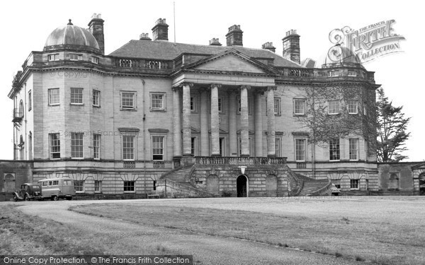 Repton, Repton Prep School, Foremark Hall c1955
