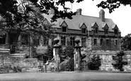 Repton, the Hall c1955