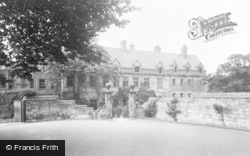 The Hall c.1955, Repton