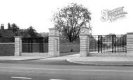 Repton, School c1955