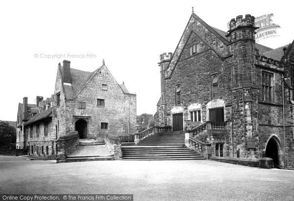 Photo of Repton, The School c.1955