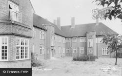 The School, New Mitre c.1955, Repton