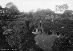 Restormel, Castle 1891