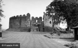 Castle c.1950, Restormel