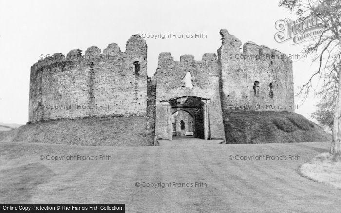 Photo of Restormel, Castle c.1960