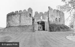 Restormel, Castle c1960