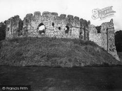 Castle, The Moat 1931, Restormel