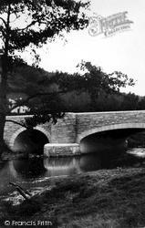 Restormel Bridge c.1960, Restormel