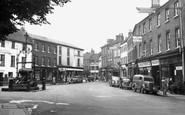 Retford, Cannon Square 1954