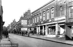 Carolgate c.1955, Retford