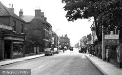 Churchgate c.1955, Retford
