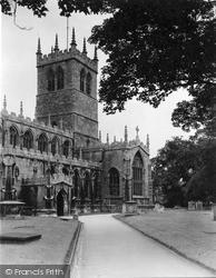 East Retford Church c.1955, Retford