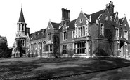 Retford, Grammar School c1955