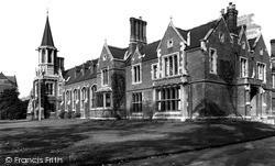 Grammar School c.1955, Retford