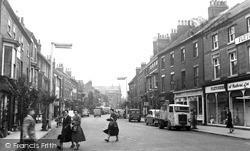 Grove Street c.1955, Retford