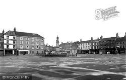 Market Place 1948, Retford