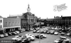 Market Square c.1965, Retford