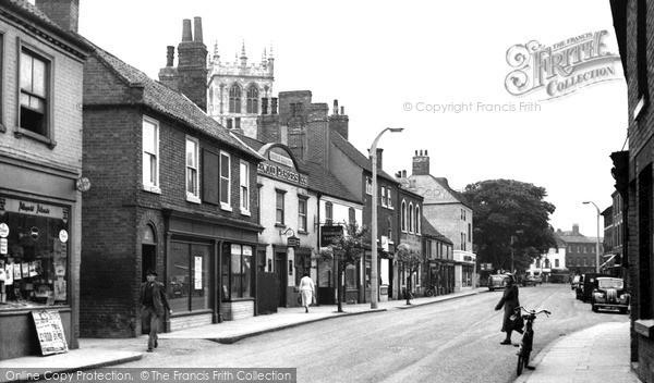 Retford, Moorgate c1960