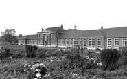 Retford, Sir Frederick Milner School c1955