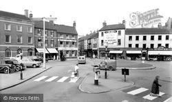 The Roundabout c.1955, Retford