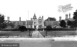 Trinity Hospital c.1955, Retford