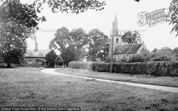 Photo of Revesby, The Green c.1955
