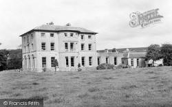Reynoldston, Stouthall Hospital c.1955