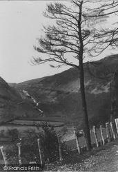 Rhayader, Llyn Gwyn Pass c.1932