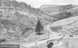 Rhayader, Marteg Bridge c.1932