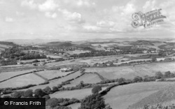 Rheidol, Looking Towards Cader Idris 1960