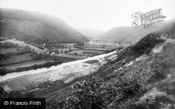 Rheidol, The Valley c.1931