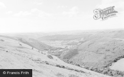 Rheidol, Valley 1960