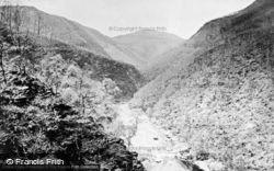 Valley c.1875, Rheidol