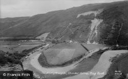Valley, Stag Rock 1925, Rheidol