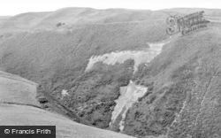 Rheidol, Valley, Stag Rock c.1939