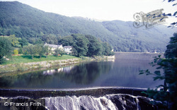 Waterfall And Dam 1985, Rheidol