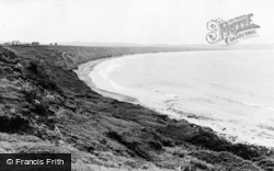 Rhiw, Hell's Mouth c.1955