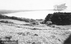 Rhiw, Hell's Mouth c.1960