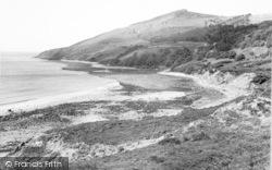 Rhiw, Mynydd Rhiw c.1960