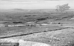 Rhiw, View From The Rocks c.1955