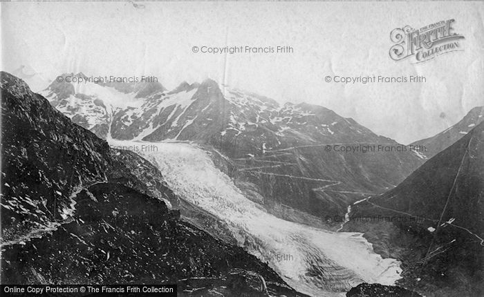 Photo of Rhone Valley, c.1875