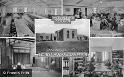 Composite, Ymca Youth College c.1955, Rhoose