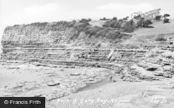 Fontygary Bay c.1955, Rhoose