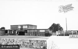 Mayflower Inn c.1960, Rhoose