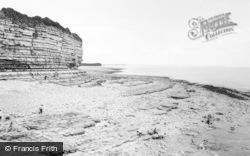 The Beach, Fontygary c.1965, Rhoose