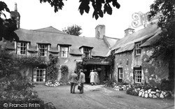 Rhos-on-Sea, Rhos Fynach Monastery c.1950